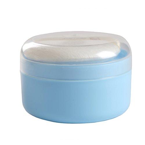 e4d6829c541a Powders – Gejoy 2 Sets After-Bath Powder Puff Box Empty Body Powder ...